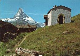 FINDELEN OB ZERMATT- VIAGGIATA  1975  FG - VS Valais