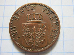 Prussia 2 Pfenninge 1868 (C) - [ 1] …-1871 : Estados Alemanes