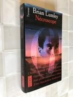 PRESSE POCKET TERREUR N° 9215    NECROSCOPE    Brian Lumley    476 Pages - 1999 - Presses Pocket