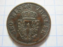 Prussia 2 Pfenninge 1870 (A) - [ 1] …-1871 : Stati Tedeschi
