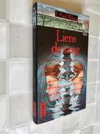 PRESSE POCKET TERREUR N° 9140    LIENS DE SANG    F. Paul WILSON    300 Pages - 1995 Tbe - Presses Pocket