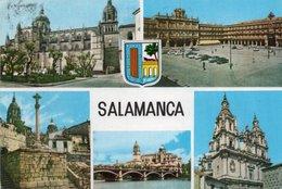 SALAMANCA- VIAGGIATA 1969   FG - Salamanca