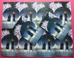 Series 2,3, Kosovo Lot Of 10 Prepaid Phone CARD 10 Euro Used Operator VALA900 (Alcatel) *Big Egg 2 Girls* - Kosovo