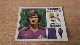 Figurina Calciatori Panini 1979/80  -  Antognoni Fiorentina - Edizione Italiana