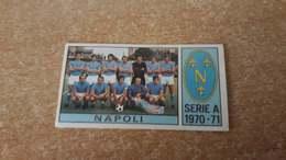 Figurina Calciatori Panini 1970/71 - Squadra Napoli - Edizione Italiana