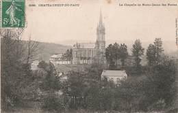 29 Chateauneuf Du Faou La Chapelle De Notre Dame Des Portes - Châteauneuf-du-Faou