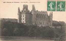 29 Chateau De Trevarez Coté Nord Est Chateauneuf Du Faou - Châteauneuf-du-Faou