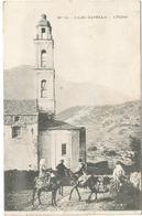 CORSE CPA  OLMI-CAPELLA - L' Eglise - Animée - Other Municipalities