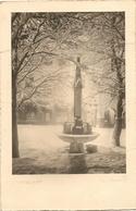 MERANO - Foto Cartolina - NEVICATA - FORMATO PICCOLO - VIAGGIATA 1933 - (rif. I43) - Merano