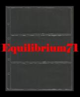 10 Pochettes A4 - 3 Cases / 10 A4 Mappen - 3 Vakken - Autre Matériel