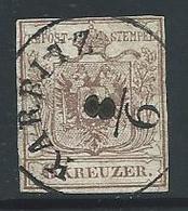 Timbre Poste AUTRICHE N°: 4 - 1850-1918 Imperium