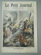 LE PETIT JOURNAL N° 339 - 16 MAI 1897 - INCENDIE BAZAR DE LA CHARITE - Journaux - Quotidiens