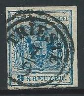 Timbre Poste AUTRICHE N°: 5 - 1850-1918 Imperium