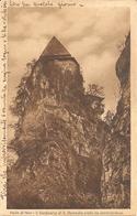 VAL DI NON - SANTUARIO DI SAN ROMEDIO - FORMATO PICCOLO - VIAGGIATA 1933 - (rif. I46) - Trento