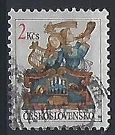 Czechoslovakia 1992  Christmas (o)  Mi.3136 - Oblitérés