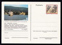 Stift Geras Mit Bild Bregenz - Stamped Stationery