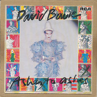 """7"""" Single, David Bowie, Ashes To Ashes - Disco, Pop"""