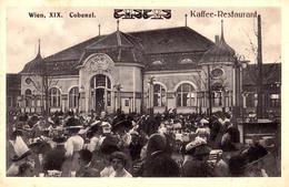 WIEN XIX COBENZL. / MEIEREI / KAFFEE - RESTAURANT - ANNÉE / YEAR ~ 1910 (ac569) - Other