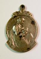 Médaillon Commémorative 01_WW1, Première Guerre Mondiale 1914-1918 - Belgique