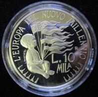 Saint-Marin, 10.000 Lire 1998 - Silver Proof - Saint-Marin