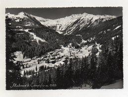 Madonna Di Campiglio (Trento) - Panorama - Viaggiata Nel 1960 - (FDC16415) - Trento