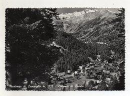 Madonna Di Campiglio (Trento) - Panorama - Dolomiti Di Brenta - Viaggiata - (FDC16417) - Trento