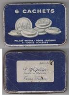 Ancienne Boite De Cachets KALMINE - Scatole