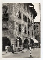 Trento - Palazzo Rella - Affreschi - Viaggiata Nel 1958 - (FDC16424) - Trento
