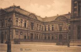 BRUXELLES - Le Conservatoire Royal De Musique - Onderwijs, Scholen En Universiteiten