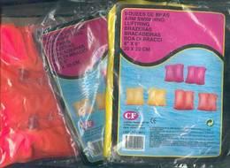 2 Bouées De Bras + 1 Offerte - Neuf Sous Emballage - - Saisons & Fêtes