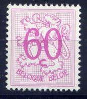 BELGIQUE - 1370a**  - LION HERALDIQUE - Belgio