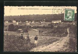 CPA St-Rémy-les-Chevreuse, Lotissement Du Rhodan - St.-Rémy-lès-Chevreuse