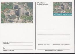UNO WIEN, Postkarte P 7, Ungebraucht *, UNO-Zentrum 1993 - Briefe U. Dokumente