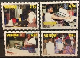 VENDA - MNH** - 1992 - # 237/240 - Venda