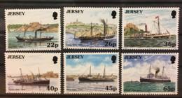 JERSEY - MNH** - 2001 - # 975/980 - Jersey