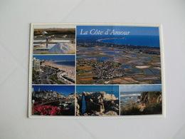 Postcard Postal France Loire Atlantique La Côte D`Amour - France