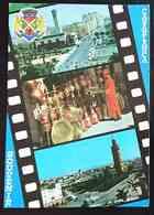 CASABLANCA (Maroc) - Souvenir - Multiview  - Vg - Casablanca