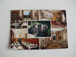 Postcard Postal Belgium Liege Huy La Motte En Gee Tihange - Hoei
