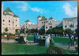 CASABLANCA (Maroc) - Jardin Place Des Habous - Garden  - Vg - Casablanca