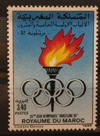MOROCCO - MNH** - 1992 - # 744 - Morocco (1956-...)