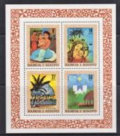 Samoa 1980 Christmas Minisheet MNH - Samoa