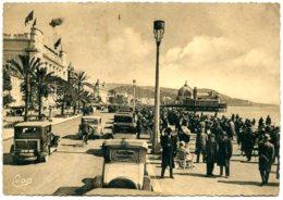 06000 NICE - Lot De 2 CPSM:CPM - Voir Détails Dans La Description - Life In The Old Town (Vieux Nice)