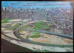 LAGOS (Nigeria) - Aerial View From Lagos Lagoon - Vg - Nigeria