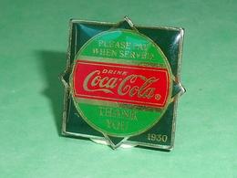 Pin's / Coca Cola : Thank You         TB2BB - Coca-Cola