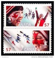 Canada (Scott No.2375ai - Jeux Olympiques / 2010 / Winter Olympics) (**) NOTE - Neufs