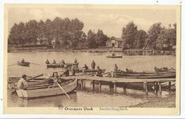 OVERMERE - DONK (Berlare) - Aanlandingsplaats, Overmeire - Berlare