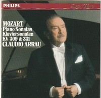"Cd    MOZART "" Rare "" Piano Sonatas CLAUDIO ARRAU Etat: TTB Port 110 GR - Klassik"
