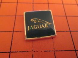 412F  PIN'S PINS / Rare Et De Belle Qualité ! / Thème : AUTOMOBILES / LOGO DE LA MARQUE JAGUAR - Jaguar