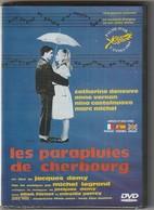 """DVD   """"  LES PARAPLUIES DE CHERBOURG  """"    Etat: TTB Port 110 Gr Ou 30 Gr - Classiques"""