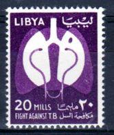 7.4.1964; Kampf Gegen Die Tuberkulose; Mi-Nr. 148; Postfrisch, Los 51535 - Libyen